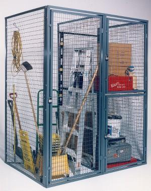 Industrial Storage Lockers, Heavy Duty Steel Lockers