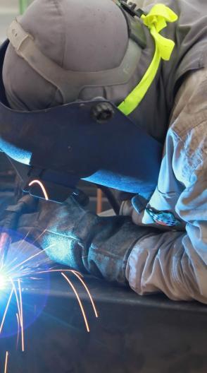 Industrial Welding Contractor | Steinco Industrial Solutions